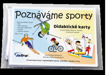Obrázek Poznáváme sporty