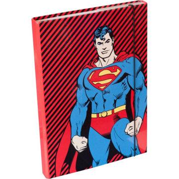 Obrázek Desky na školní sešity A4 Superman