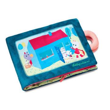 Obrázek Lilliputiens - Textilní knížka - Neposlušná kůzlátka